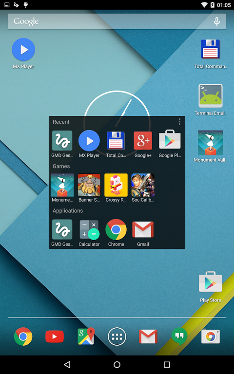 GMD GestureControl ☆ root 10 1 9-release APK Download by