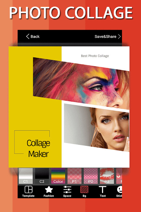 3D Photo Collage Maker 1.3 Screen 1