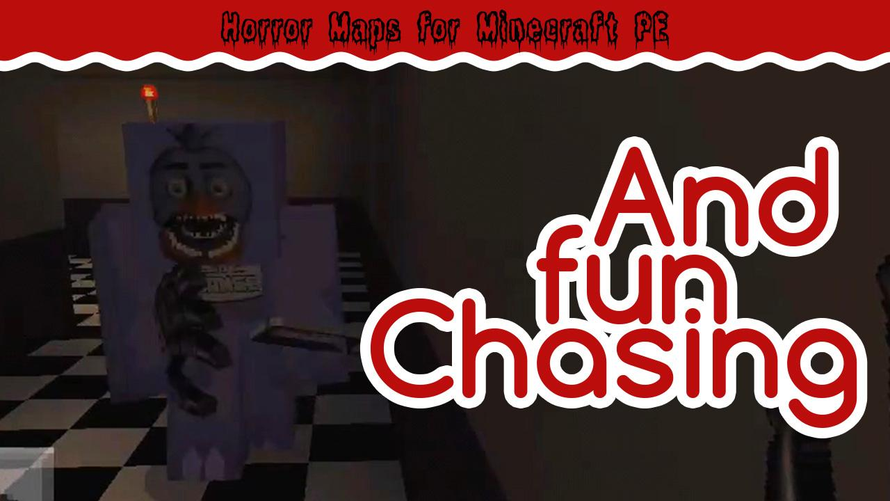 Android Horror Maps ONaF for MCPE Screen 4