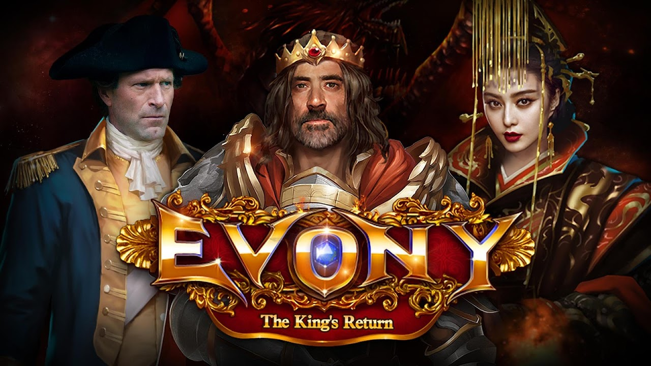 Android Evony: The King's Return Screen 3