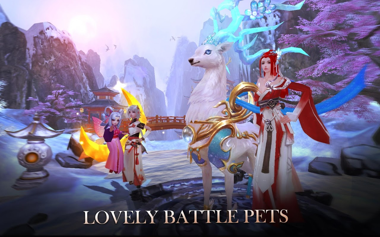 Android Tale of Swords: Eternal Love Screen 11