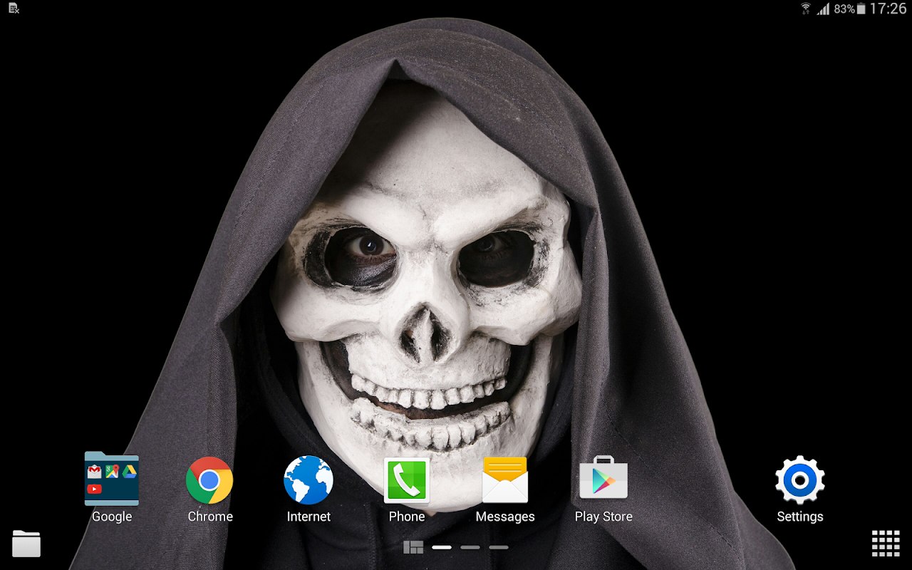 Skull Wallpapers 4k APKs | Android APK