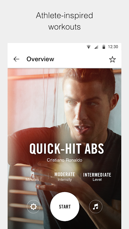 Nike Training Club - Workouts & Fitness Plans 6.4.1 Screen 4