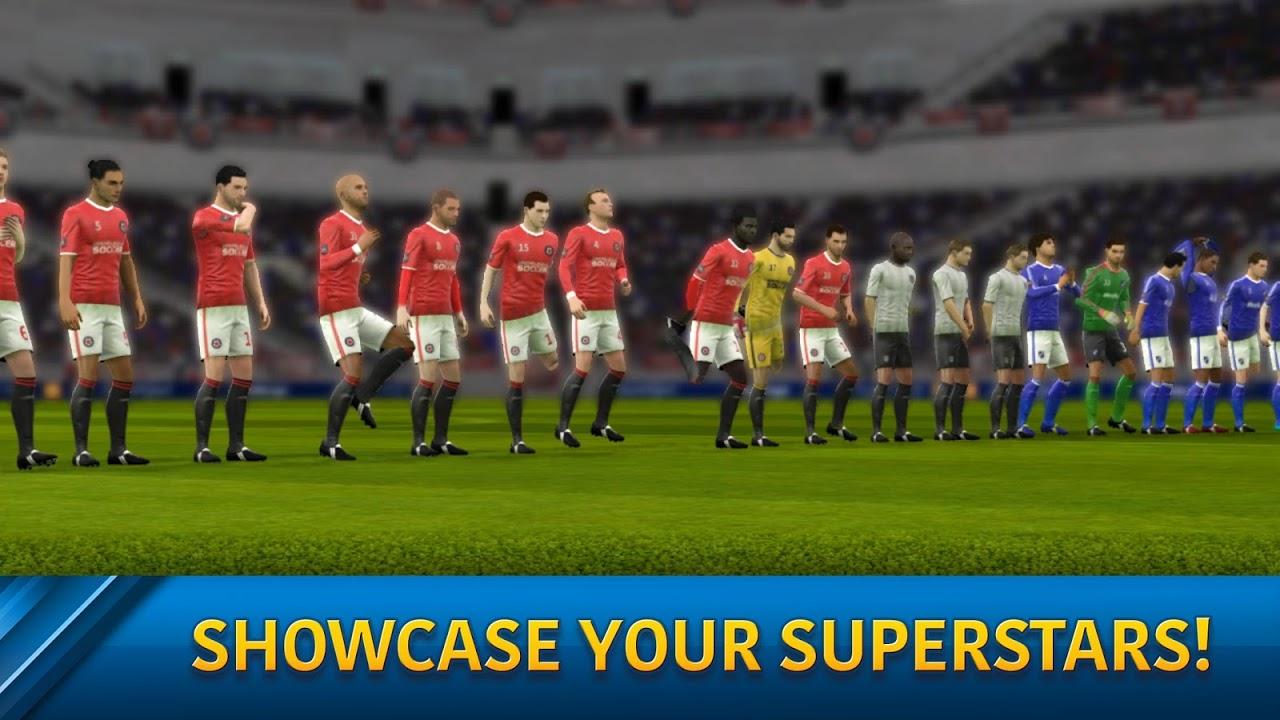 Dream League Soccer 2017 6.05 Screen 3