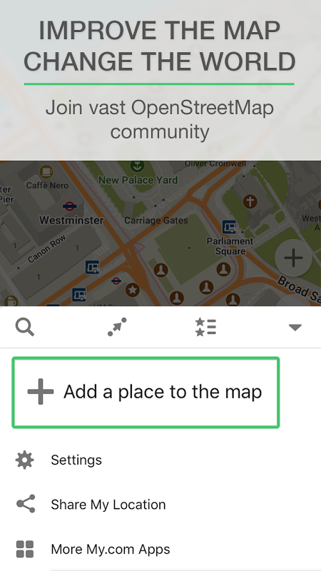MAPS.ME Offline Map+Navigation 8.6.2-Google Screen 8