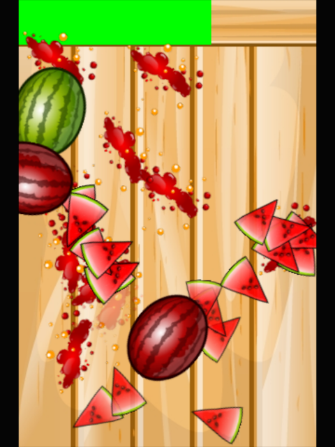 Android Watermelon Smasher Frenzy Screen 7