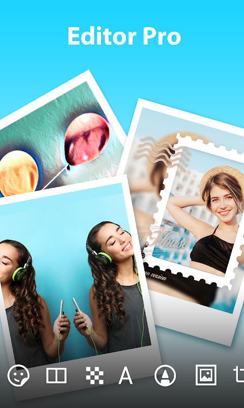 Photo Editor Pro – Fun stickers, Collage maker 1.8.7.1006 Screen 3