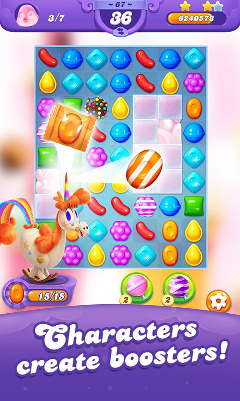 Candy Crush Friends Saga 1.18.10 Screen 2