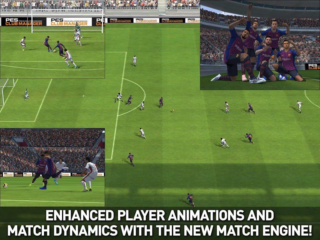 PES CLUB MANAGER 2.0.4 Screen 6