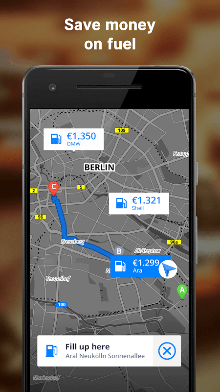 GPS Navigation & Maps Sygic 18.4.2 Screen 14