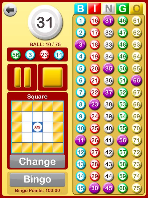 Bingo at Home 3.3.0 Screen 9