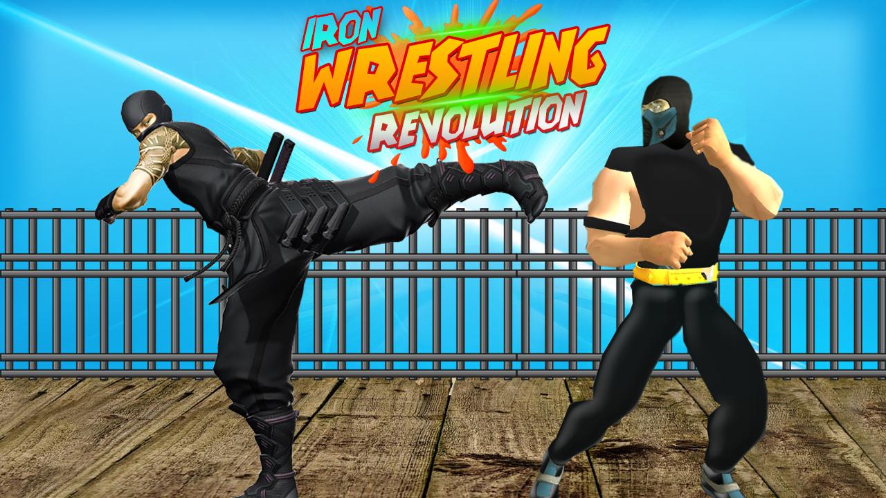 Android Wrestling Grand Arena : Live Wrestling Evolution Screen 4