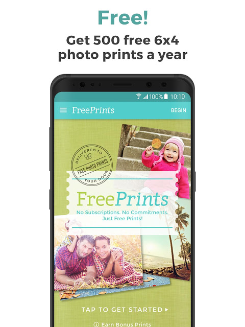 Android FreePrints - Free Photos Delivered Screen 5