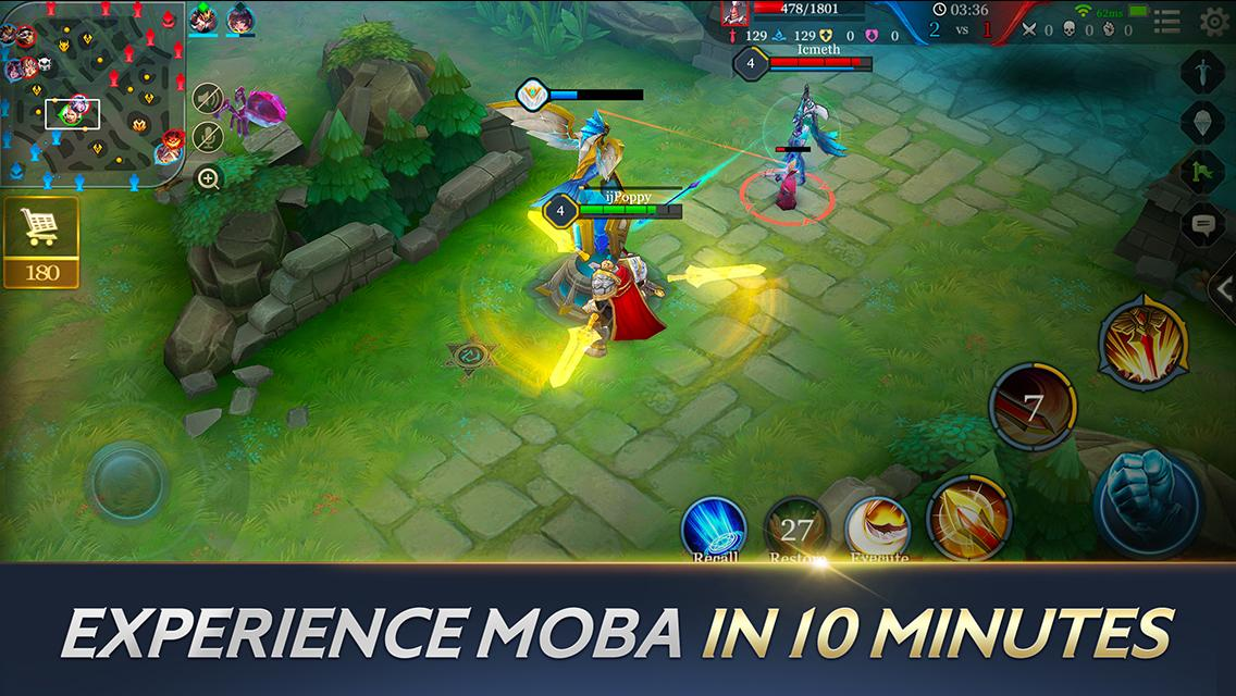 Garena AOV - Arena of Valor 1.17.2.1 Screen 2