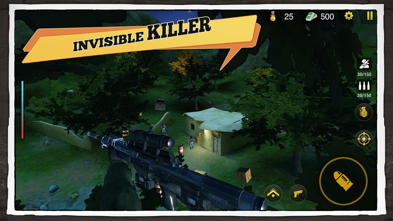 Android Yalghaar: Counter Terrorist Shoot - Free FPS Game Screen 7