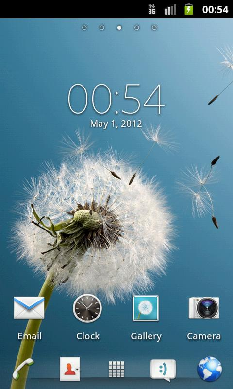 Xperia S GO Launcher EX Theme APKs | Android APK