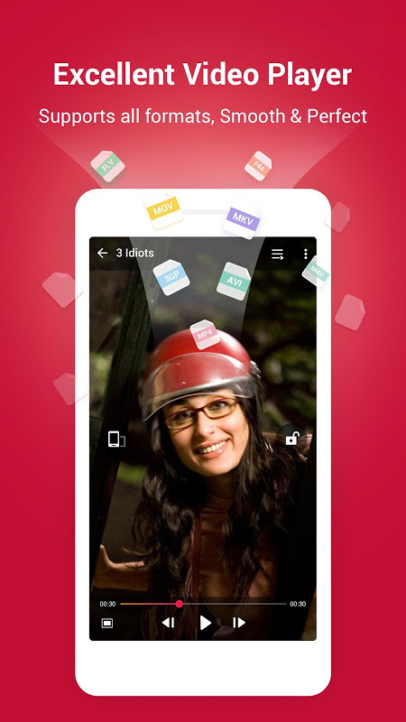 Android SHAREit Screen 1