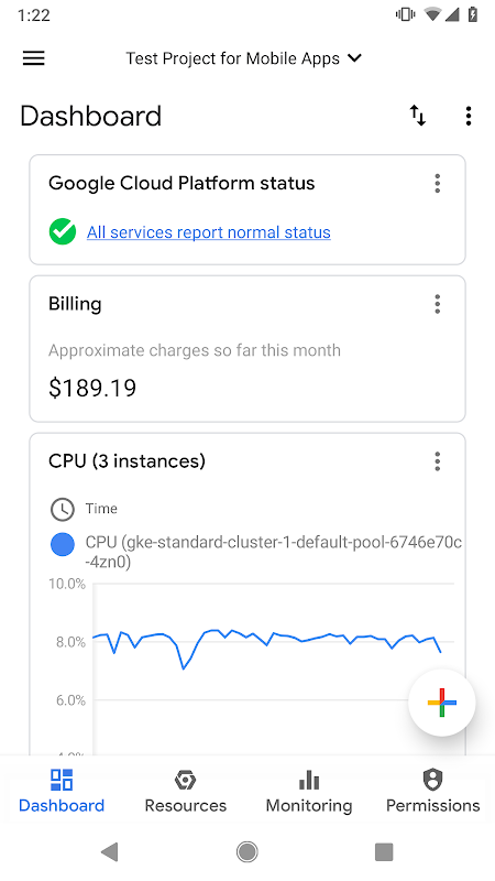 Cloud Console 1 11 0 232 APK Download by Google Inc  | Android APK