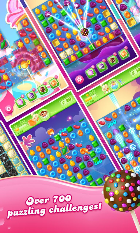 Candy Crush Jelly Saga 1.54.9 Screen 5
