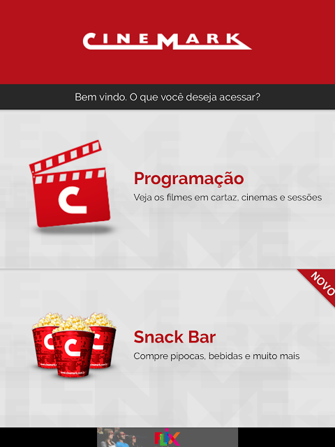 Android Cinemark Brazil Screen 5