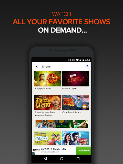 KBC Season 10, Latest Movies & TV Shows – SonyLIV 4.7.2 Screen 4