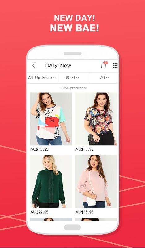SHEIN - Shop Women's Fashion 6.3.4 Screen 4