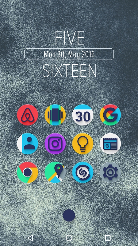 Android Almug - Icon Pack Screen 2