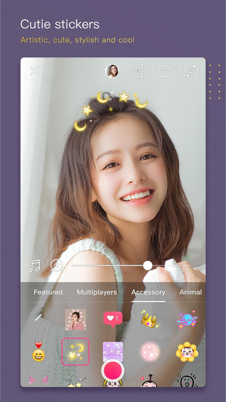 BeautyCam 7 9 56 APK Download by Xiamen Meitu Technology Co