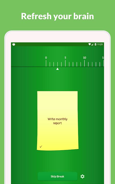 Pomodoro Timer Lite 2.3.0 Screen 3