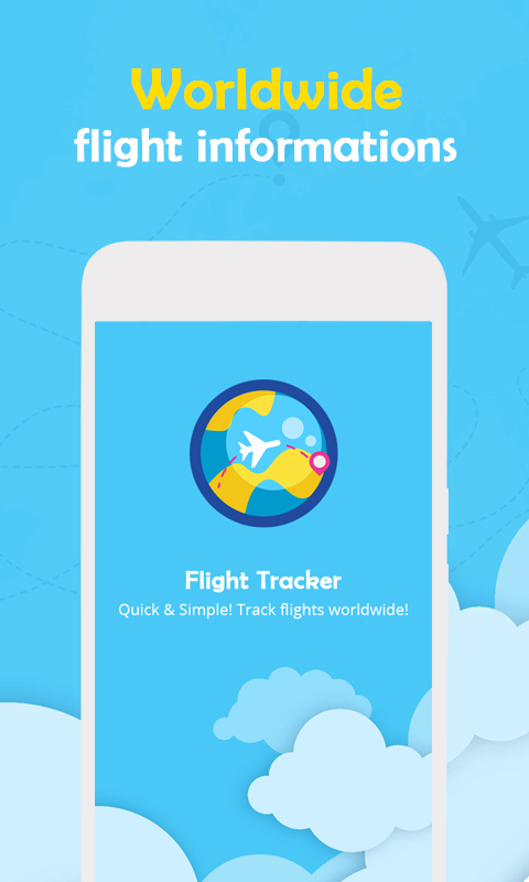 Android Flight Radar Plane Finder - Air Traffic Screen 3