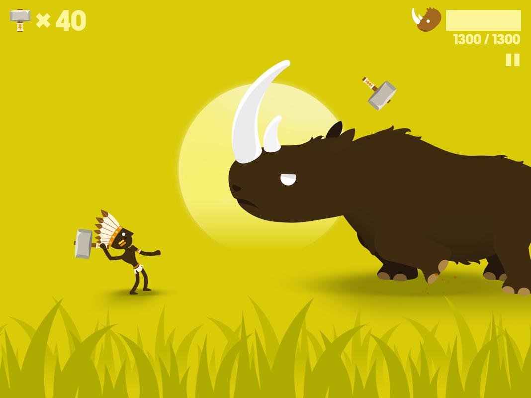 Android Big Hunter Screen 6