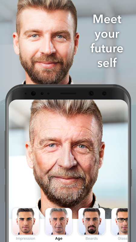 FaceApp 3.2.4.3 Screen 2
