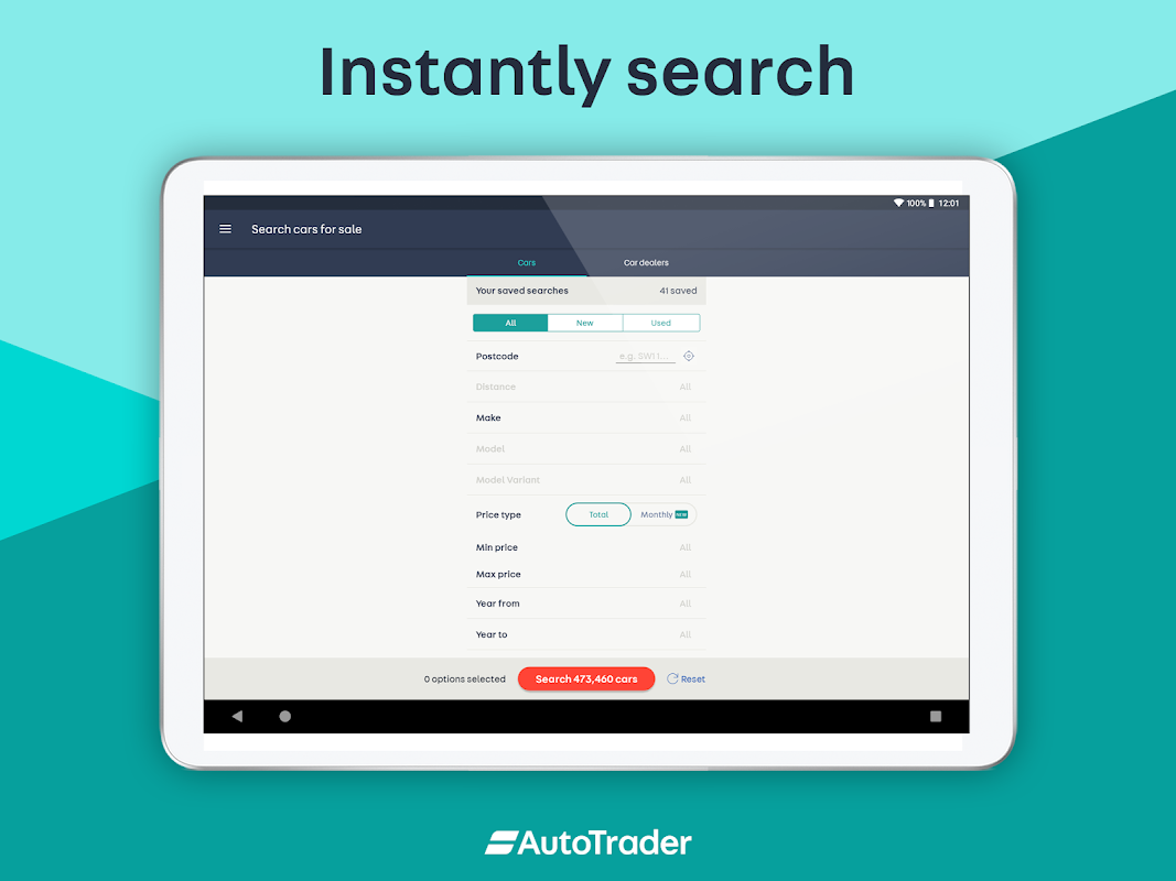 Android Auto Trader - Buy, sell and value new & used cars Screen 6