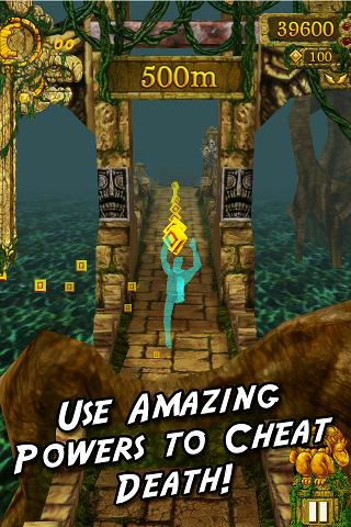Android Temple Run Screen 2