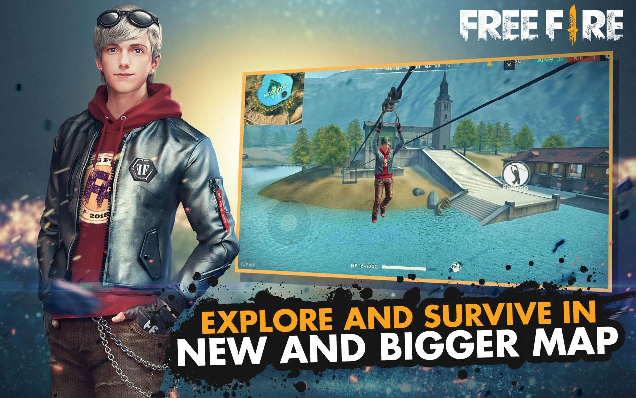 Android Garena Free Fire Screen 2