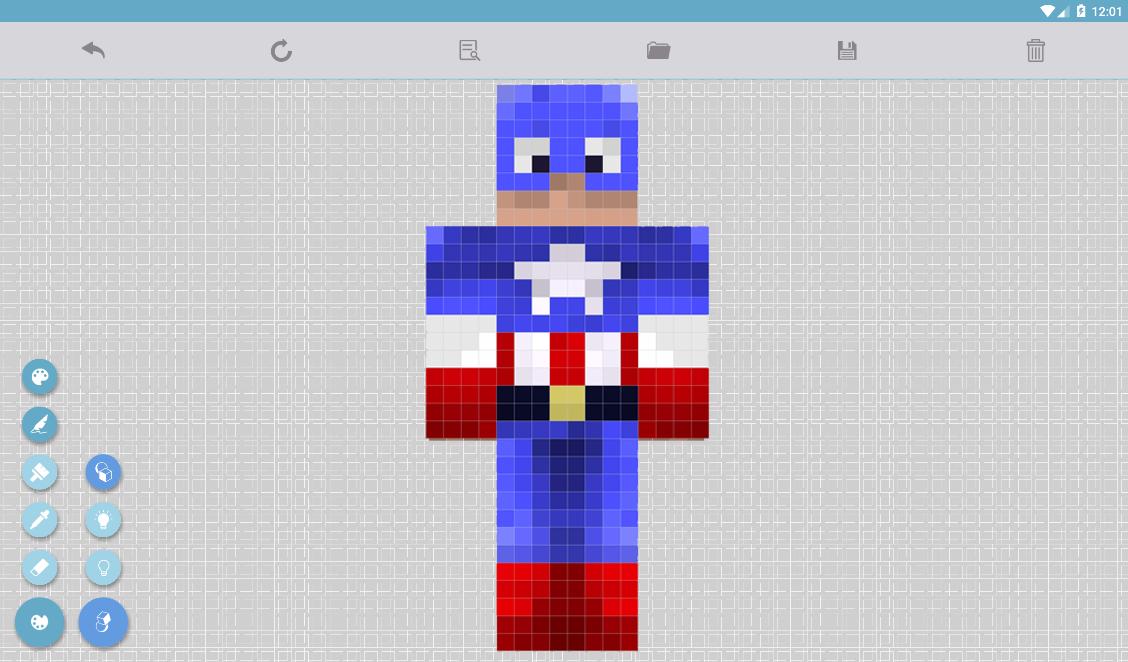 Skin Studio for Minecraft 7.4.0 Screen 1
