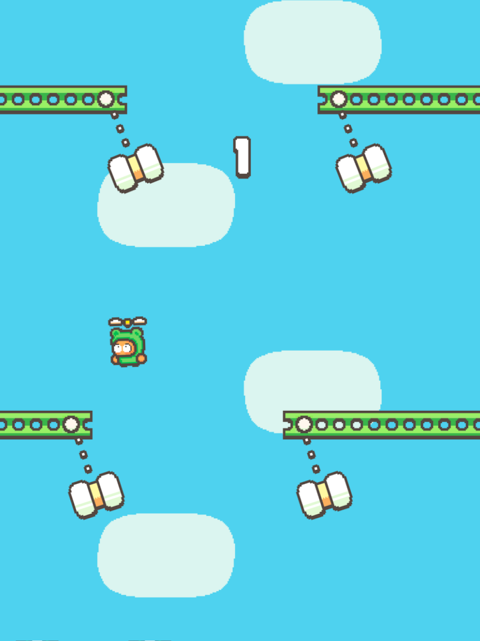 Android Swing Copters 2 Screen 8