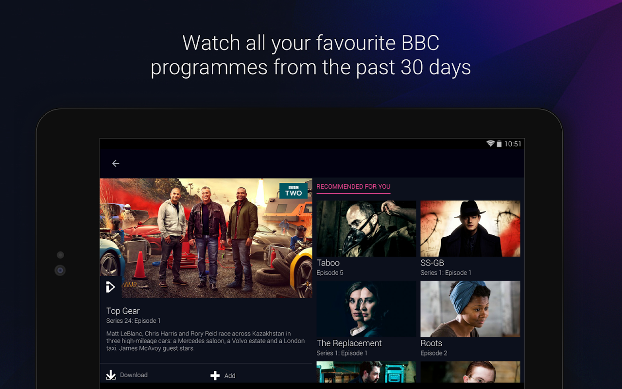 BBC iPlayer 4.38.0.3 Screen 13