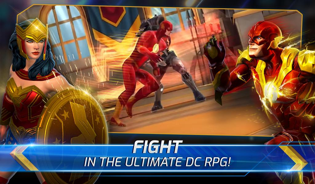 DC Legends: Battle for Justice 1.24.2 Screen 2