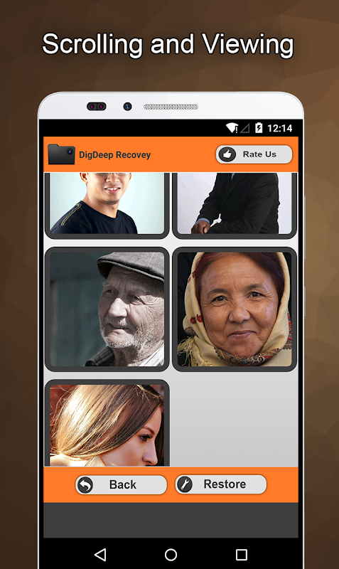 DigDeep Image Recovery 3.2.9 Screen 4