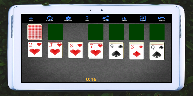 Solitaire 5.1.1 Screen 2