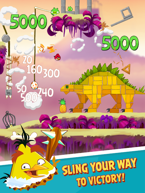 Android Angry Birds Screen 6