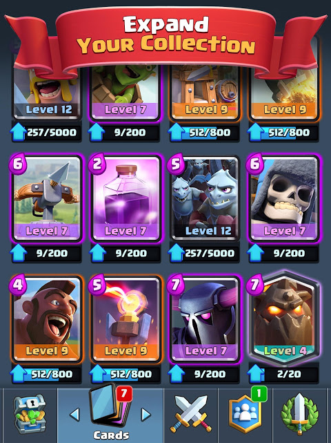 Clash Royale 2.4.0 Screen 7