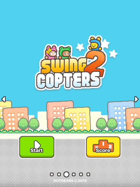 Android Swing Copters 2 Screen 5