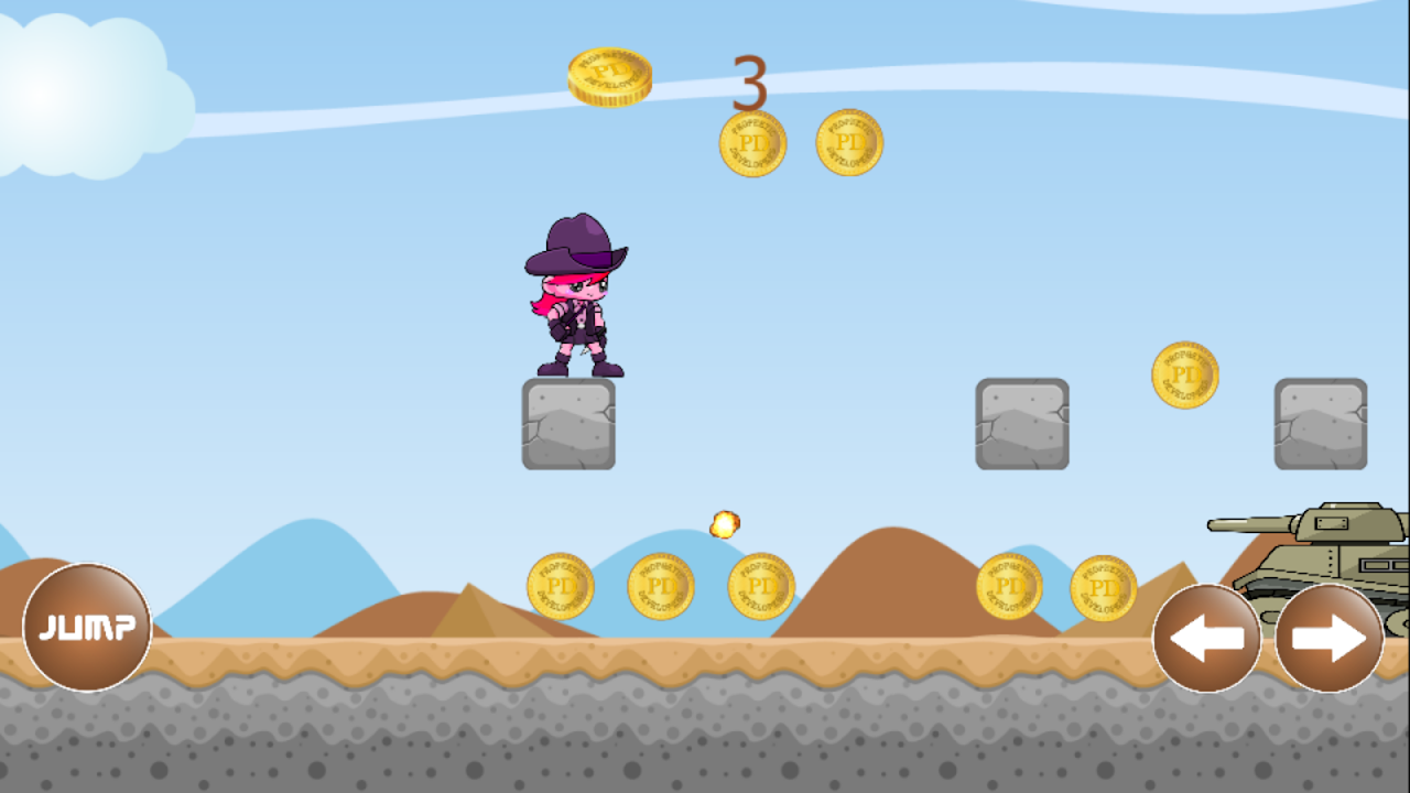 Android Kids Desert Adventure Screen 6