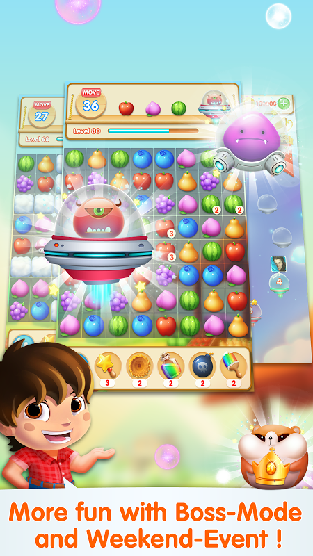 Android Fruit Blast Mania Screen 11