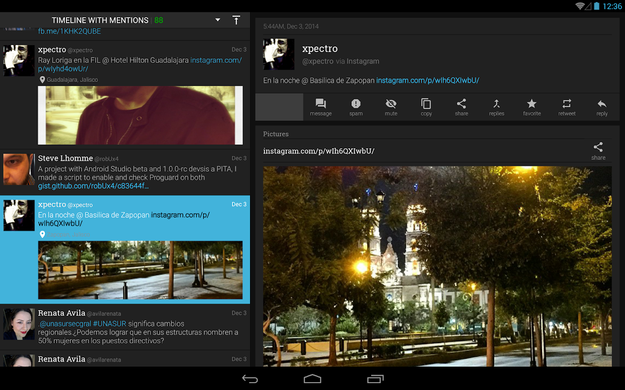 Plume for Twitter 6.29.0 Screen 10