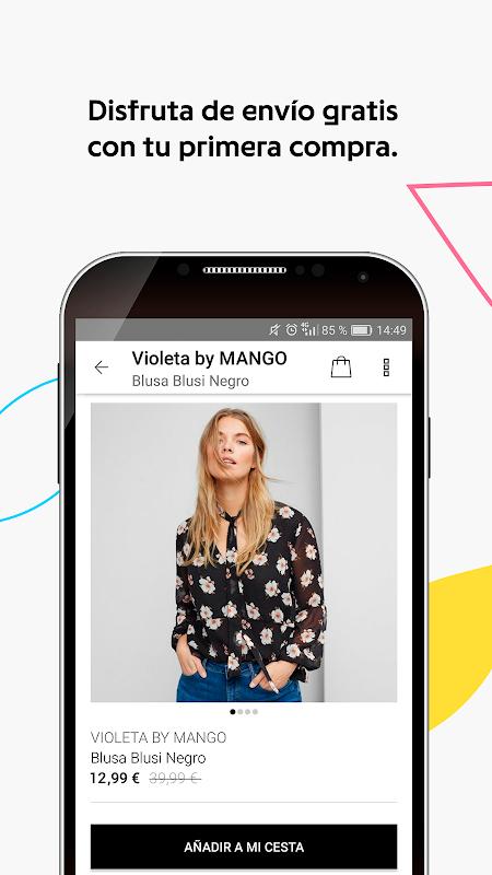 Android Privalia - Outlet de moda con ofertas de hasta 70% Screen 1