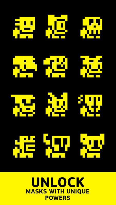 Tomb of the Mask 1.2.27 Screen 3