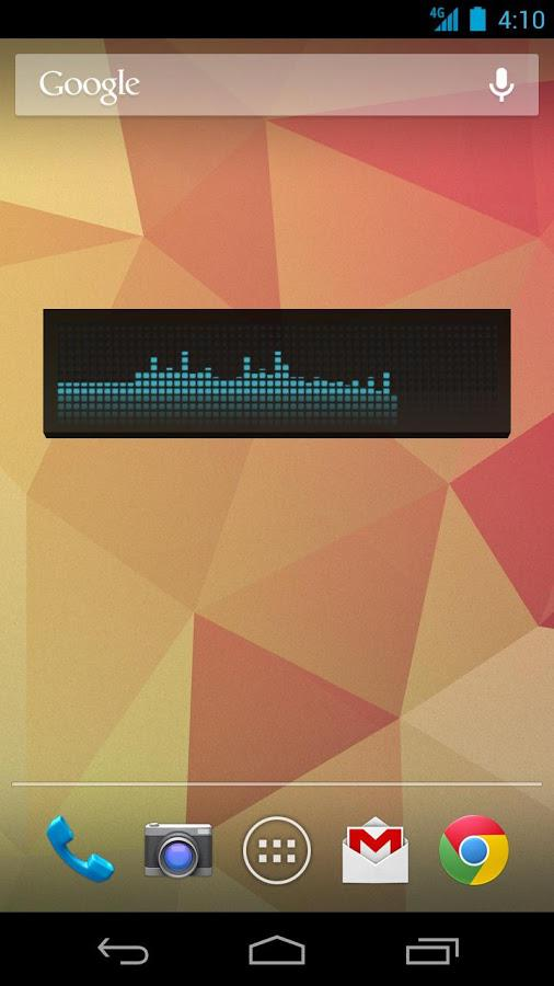 Sound Search for Google Play 1.2.0 Screen 1